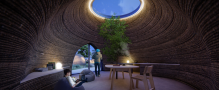 TECLA, a 3D printed global habitat for sustainable living