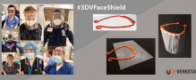 3DVFaceShield and the incredible power of the 3D industry