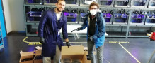 Here to help: 3D printing at BCN3D to change the face of the global Covid-19 pandemic