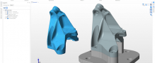 Hexagon streamlines reverse engineering from metrology to manufacturable parts with REcreate
