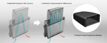Farsoon Technology helps to achieve optimal conformal cooling mold manufacturing for improved productivity and quality