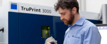 3D printer from TRUMPF facilitates entry into series production