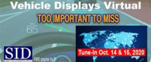 Henkel sponsors 27th Vehicle Displays Detroit Virtual 2020 and introduces innovative automotive display solutions